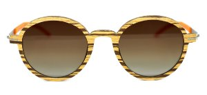 Óculos de Sol de Madeira Siegel
