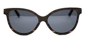 Óculos de Sol de Madeira Ariel