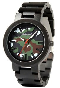Relógio de Madeira Condello