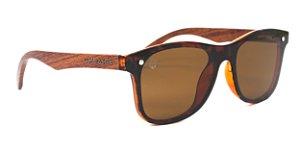 Óculos de Sol Frente Flat Barker Turtle