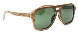 Óculos de Sol de Madeira Gallante Light