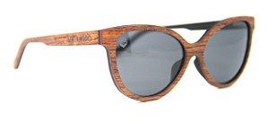 Óculos de Sol de Madeira Ariel Wood