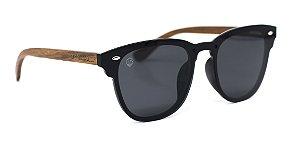Óculos de Sol Frente Flat Anthony Black