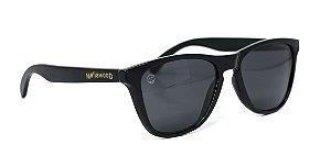 Óculos de Sol de Acetato com Madeira Edward