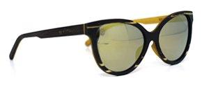 Óculos de Sol de Madeira Ariel Golden