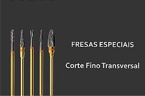 Fresas Especiais - Acabamento Fino Transversal