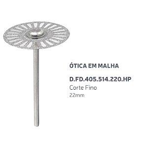 Disco Diamantado - Ótica em Malha - D.FD.405.514.220.HP