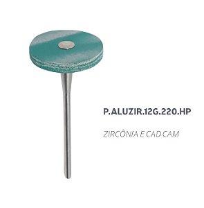 Polidor - P.ALUZIR.12G.220.HP - Zircônia e CAD CAM