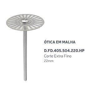 Disco Diamantado - Ótica em Malha - D.FD.405.504.220.HP