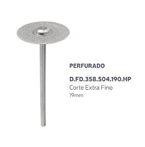 Disco Diamantado - Diamante Completo - D.FD.358.504.190