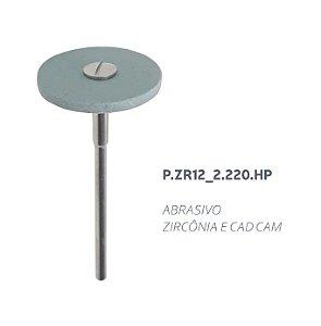 Polidor Abrasivo - P.ZR12_2.220.HP - Zircônia e CAD CAM