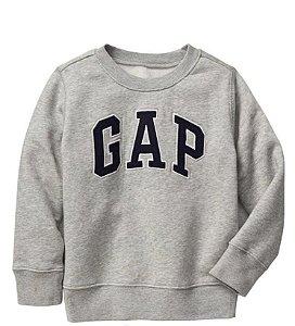 Blusa Moletom Gap Original Pullover
