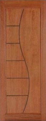 Porta Maciça Ref.96 Jequitibá