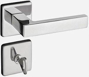 Fechadura 409 Cromada Banheiro - Pado