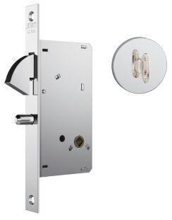 Fechadura 950 Redonda Banheiro IP - Stam