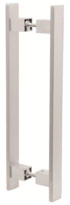 Puxador Ref.353 Acetinado - Pauma
