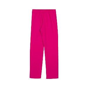 Calça Legging Infantil Menina Pink