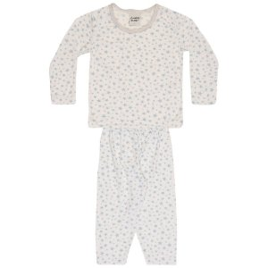 Pijama Longo Infantil Menino Estrelinhas