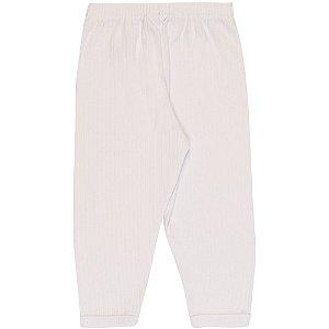 Calça Infantil Menino Branco