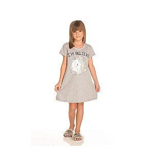 Camisola Unicórnio Infantil Menina