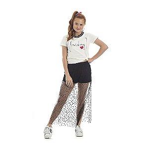 Blusa Love Friday Infantil Menina