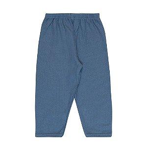 Calça Infantil Menino Azul Médio