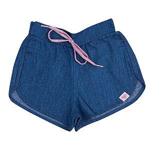 Short Jeans Infantil Menina