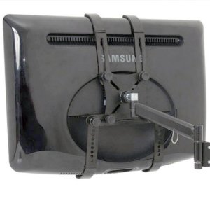 Adaptador p/ suporte para Monitor LCD Garra Vertical 1.132