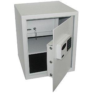 Cofre Digital com Chave e Fechadura Eletrônica Auditoria Cadastra Múltiplos Usuários Company Plus 1