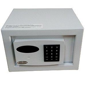 Cofre Digital c/ 7 senhas Eletrônica Auditoria Modelo ROOM