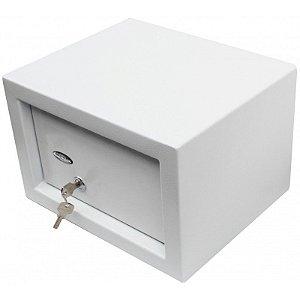 Cofre Mecânico Seguro Aço Proteção Total c/ Chave Segura Multi-Ponto - Personal