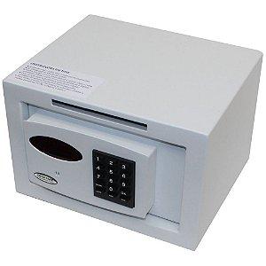 Cofre Digital Eletrônico Smart Personal Boca Lobo c/ Sistema de Retardo na Abertura