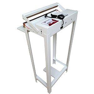Seladora Pedal 40 cm Aquecimento Instantâneo  (Sem temporizador) P400 ST