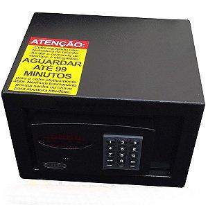Cofre para Armas Sistema Eletrônico Senha digital Personal Black