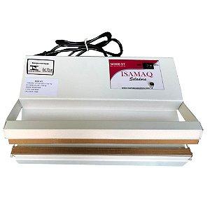 Seladora manual p/ Fechamento de Sacos Polietileno Poliproleno (SEM TEMPORIZADOR)