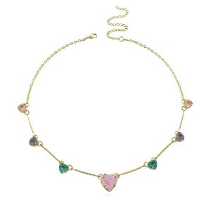 COLAR CHOCKER MINI CORACAO
