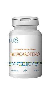 Betacaroteno 400mg - 60 Cáps.