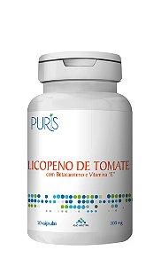 Licopeno de Tomate 300mg - 30 Cáps.