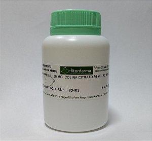 Composto Auxiliar DETOX Fígado e Rins - 60 Doses