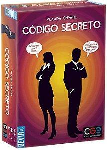 Código Secreto (com a expansão promocional Brasil)
