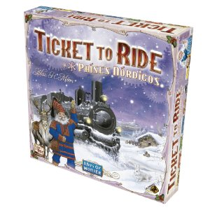 Ticket to Ride - Países Nórdicos