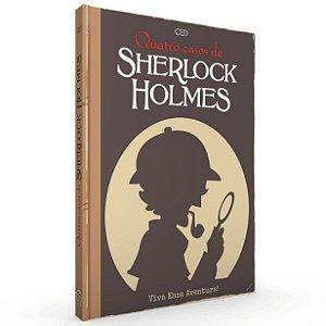 Quatro Casos de Sherlock Holmes - HQ