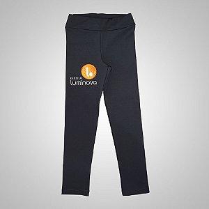 Calça Legging Cinza - Uniforme Luminova
