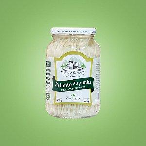 Palmito Pupunha Espaguete Orgânico em Conserva - 230grs