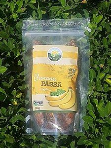 Banana Passa Orgânica – 200grs.