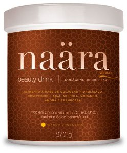 Naara Skin Care Drink - Sabor Chocolate - 270grs.