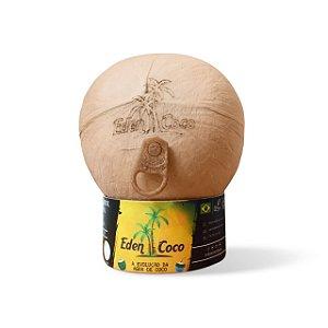 Água de Coco e Polpa 100% Natural - EdenCoco - ENTREGAS COM RESTRIÇÕES. VERIFICAR AS ORIENTAÇÕES!!!