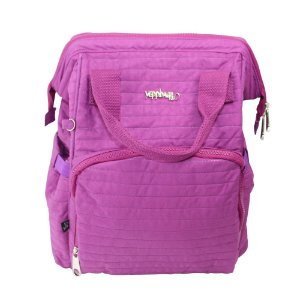 Mochila Bolsa Maternidade Yeppbag - MB13014 Cor:Rosa