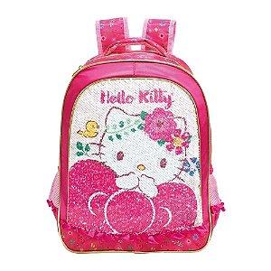 Mochila 16 Hello Kitty Magic Touch Xeryus - 8792