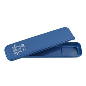 Porta Talheres Portátil Concept Mais Azul Jacki Design - AHX21827